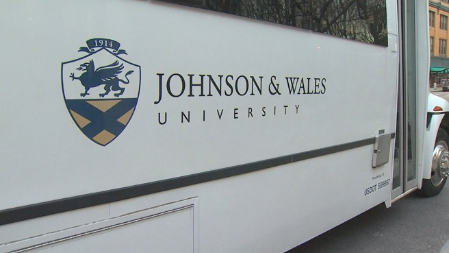 Johnson & Wales University JWU bus_226070