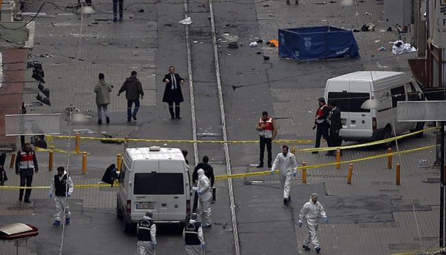 APTOPIX Turkey Explosion_277341