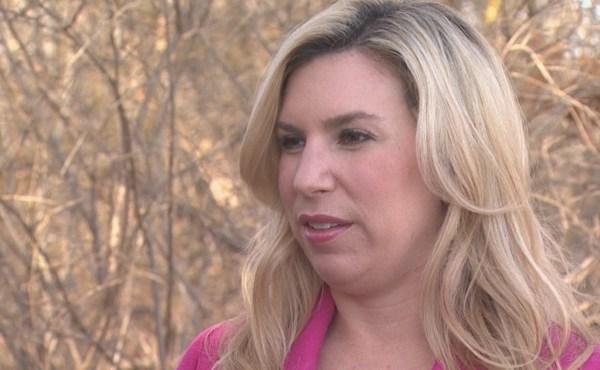 Boston Marathon bombing survivor Heather Abbott_109412