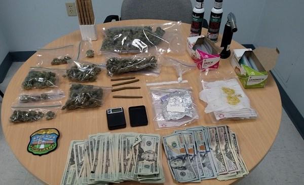 Bryant University drug bust - Zachary Holt_296559