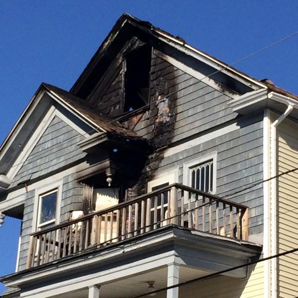 Providence Job street Fire, 4_17_16_290618