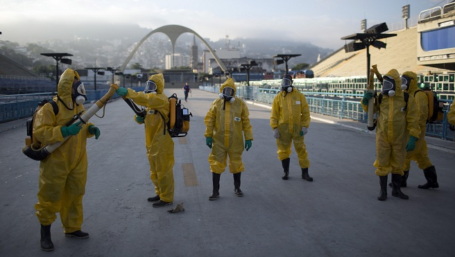 Brazil Zika Call To Postpone_308971