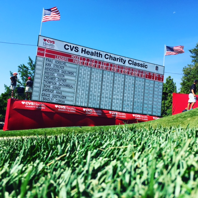2016 CVS Health Charity Classic Big Board_322284