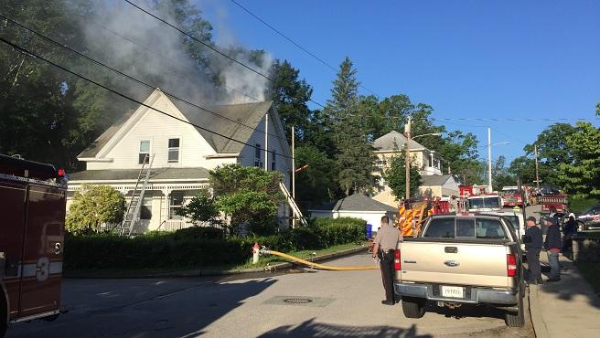 West Warwick fire - Summit Avenue_314345