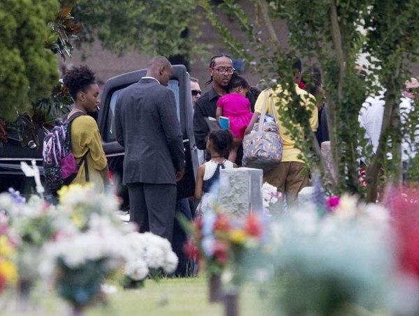 Kimberly Morris funeral_317798