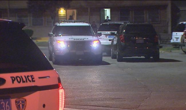 Providence Police investigating shooting on Hartford avenue_318554
