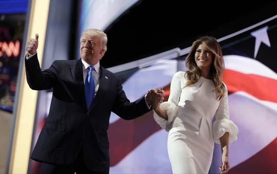 Melania Trump,Donald Trump_332941