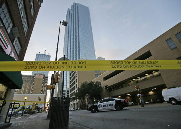 Dallas police ambush_327682