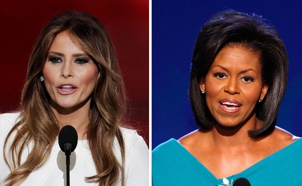 GOP 2016 Convention Melania Trump Speech_332939