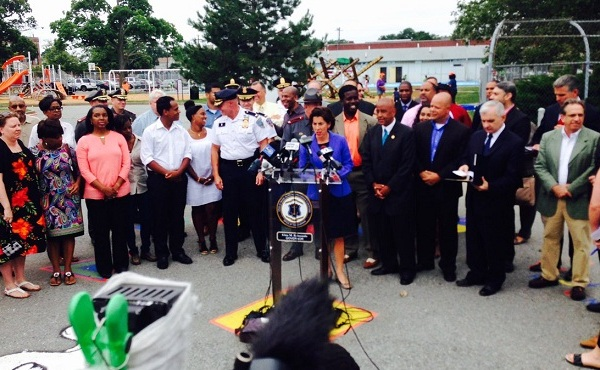 RI officials hold news conference in wake of deadly ambush in Dallas_327674