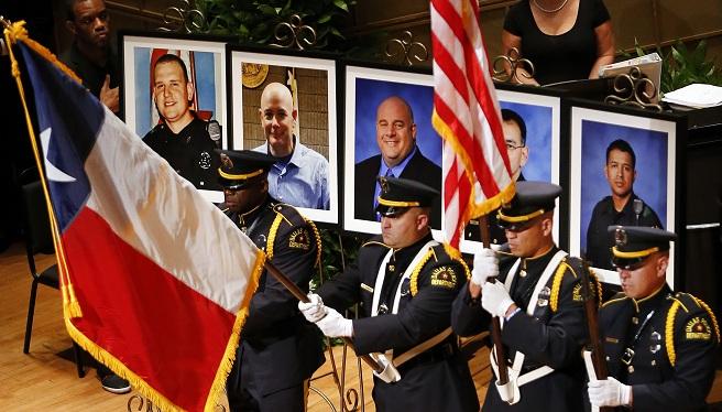 Police Shootings Dallas_329482
