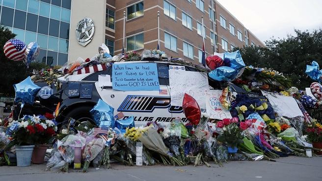 Police Shootings Dallas_328327