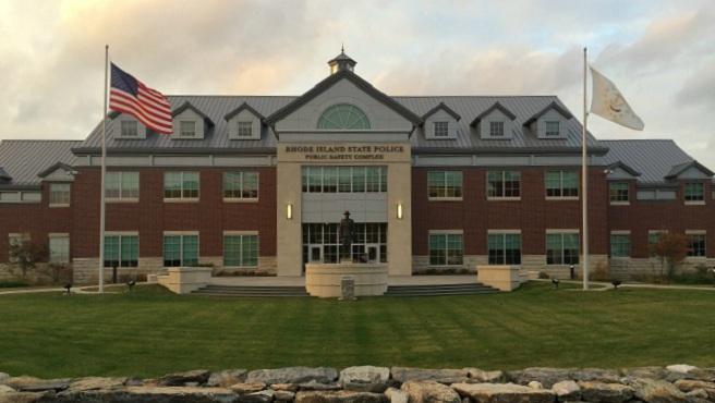Rhode Island State Police headquarters_218088