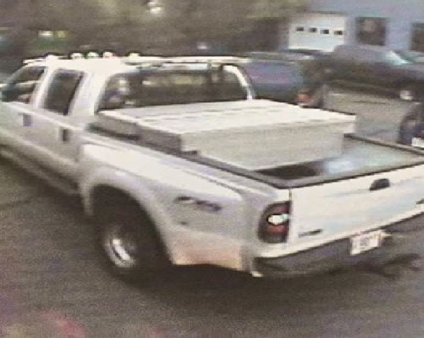 Vehicle wanted in Seekonk hit & run_326971