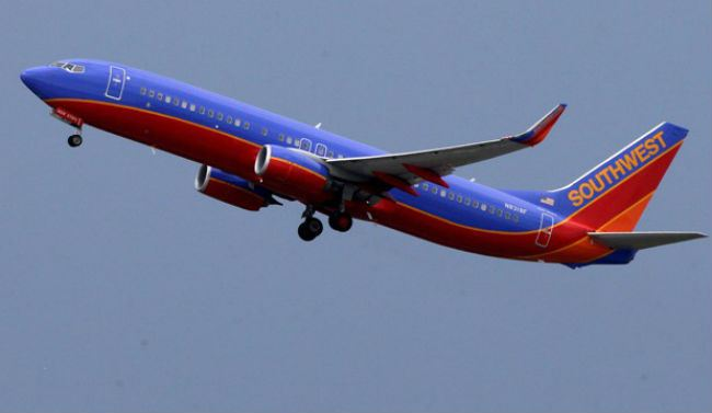 Southwest Airlines plane_209400