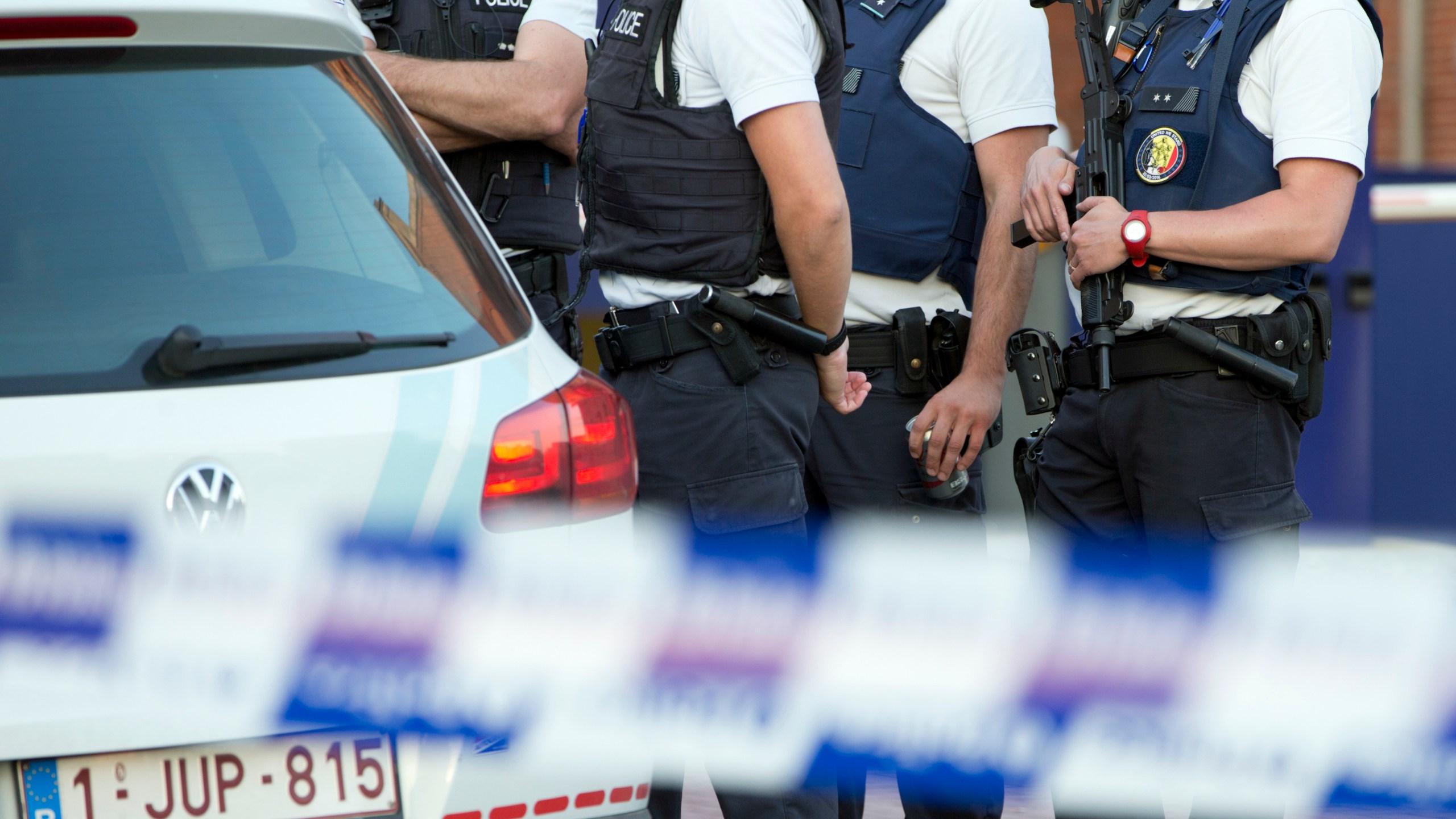 Belgium Machete Attack_340652