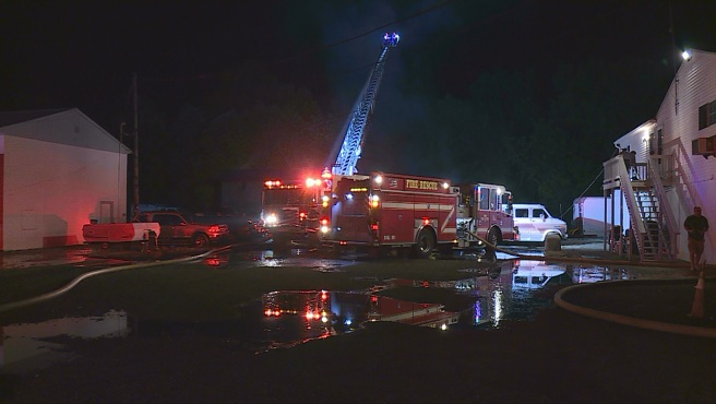 Coventry business fire - Flat River Road_339516