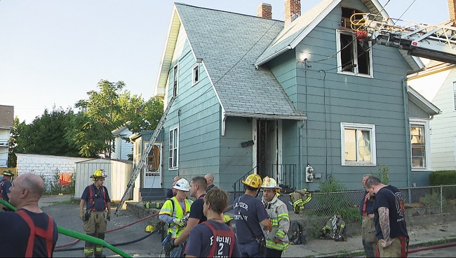 Investigators looking into cause of Sunday fire in Pawtucket_340882