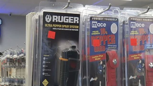 Pepper spray_345782