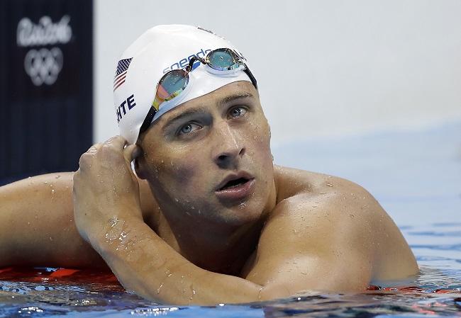 Rio Olympics Lochte Swimming_345588