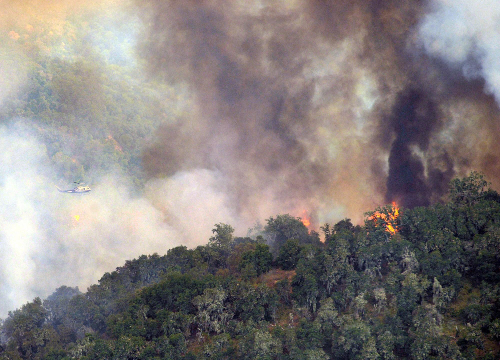 Western Wildfires_338502