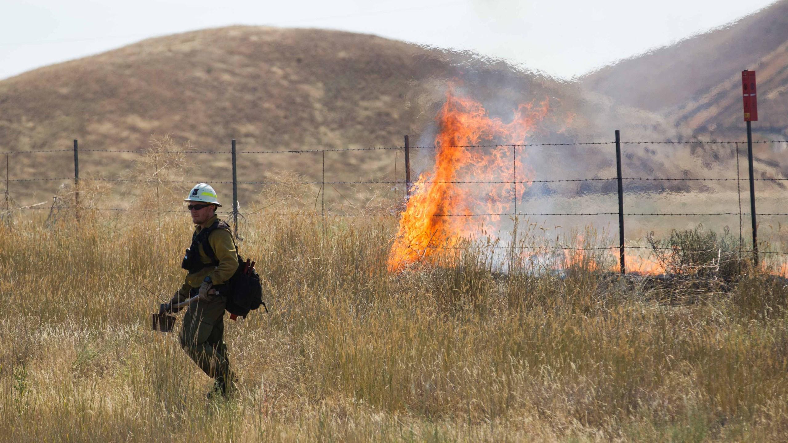 Western Wildfires_338495