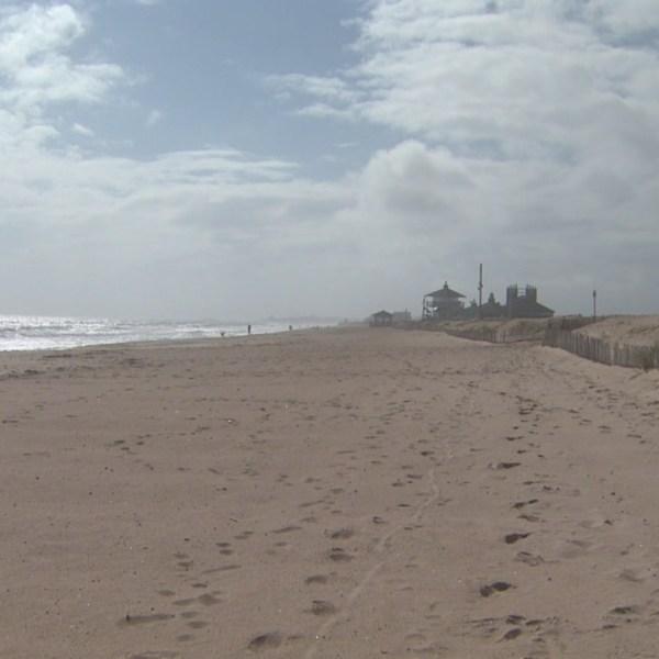 Tracking Beach Erosion