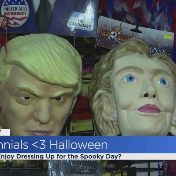 The Buzz: Millennials <3 Halloween