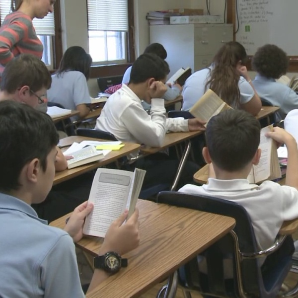 Mass. voters to decide on expanding charter schools