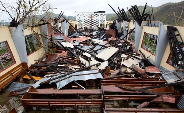 APTOPIX Haiti Hurricane Matthew_367579