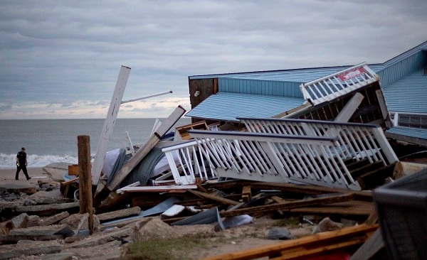 Hurricane Matthew South Carolina_368252