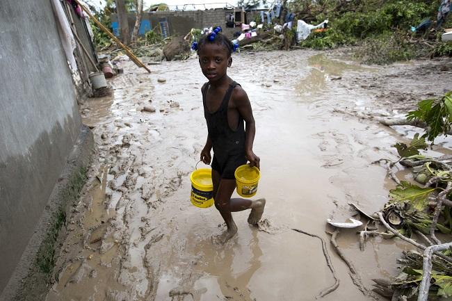 Haiti Tropical Weather_367330