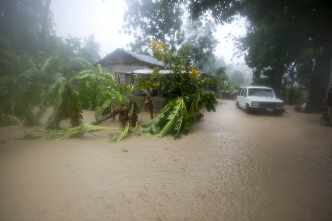 Haiti Tropical Weather_366297