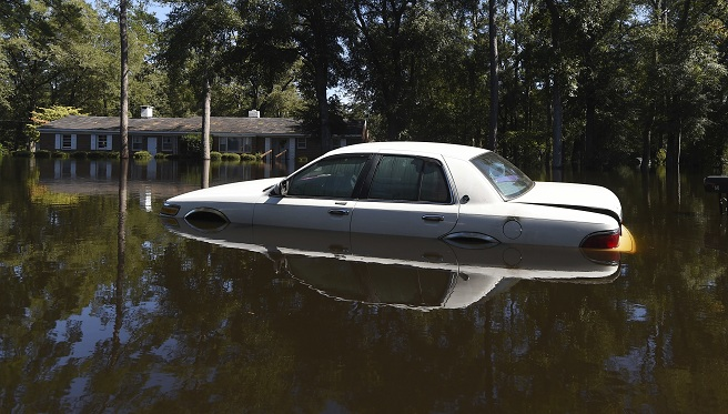 Hurricane Matthew South Carolina_369504