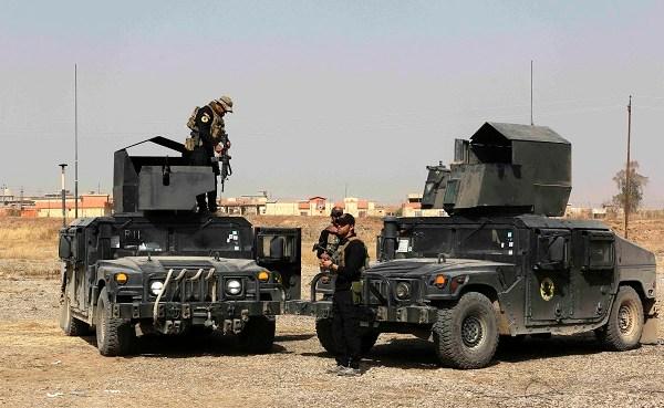 Mideast Iraq Mosul_372668