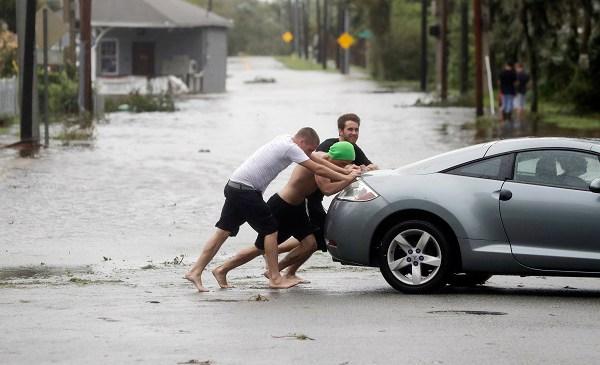 Matthew Florida floods_368731