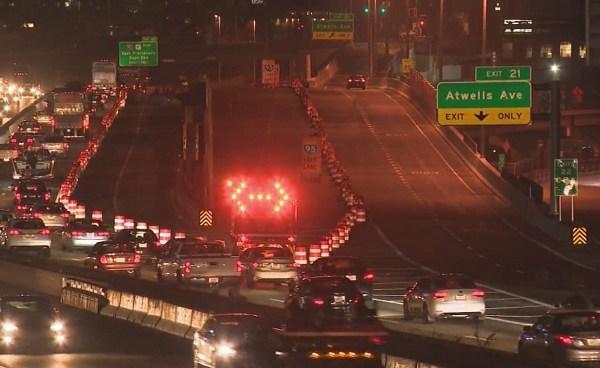 I-95 new traffic pattern providence viaduct_372022