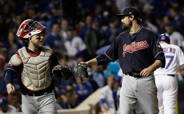 World Series Indians Cubs Baseball_376860