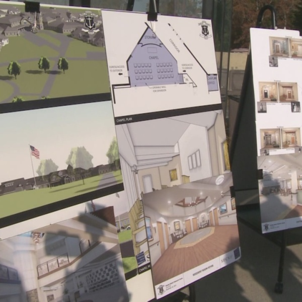 Question 3 would save money on Bristol Veterans Home