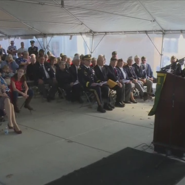 Officials Laud Approval of Bond to Fund RI Veterans Home