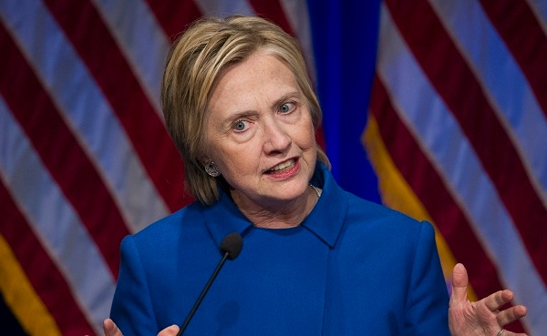 APTOPIX Hillary Clinton_384643