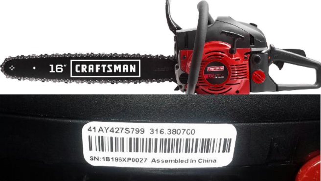 Fire risk prompts recall of chainsaws, air conditioners