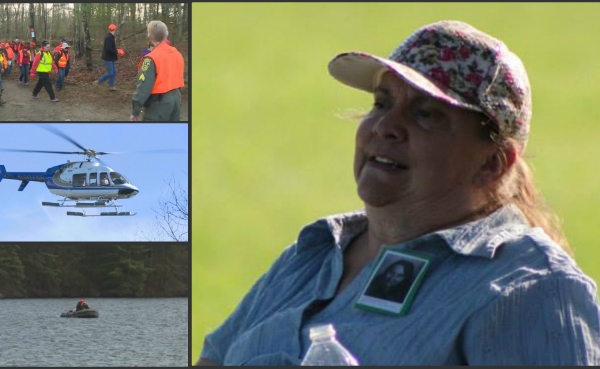 Search for missing woman Patti Pendleton in Exeter_390627