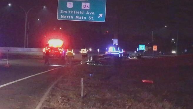 Police ID victim of fatal I-95 crash