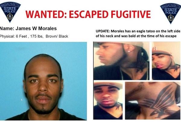 Escaped fugitive James Walker Morales_401517