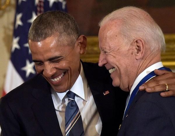 Barack Obama, Joe Biden_405869