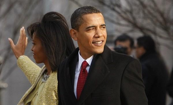 Barack Obama, Michelle Obama_405624