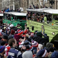 Patriots Parade Football_419034