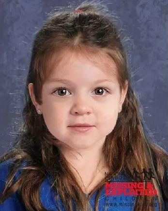 This computer-generated image depicts what a child whose body was found on Deer Island June 25, 2015 may have looked like in life.