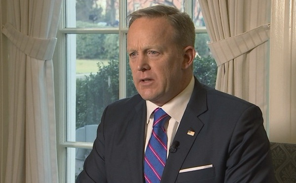White House Press Secretary Sean Spicer_425760
